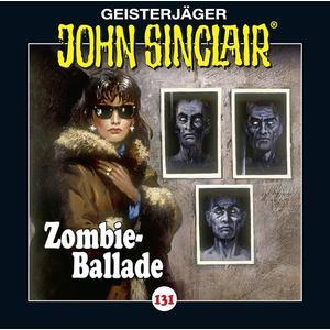 JOHN SINCLAIR Zombie-Ballade - Folge 131- CD