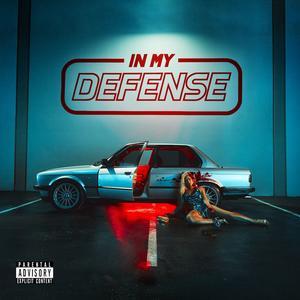 AZALEA, IGGY In My Defense (Marbled red Vinyl)- MLP/LP