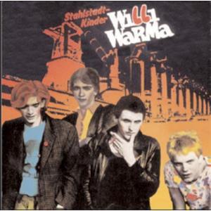 WILLI WARMA Stahlstadtkinder- CD