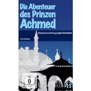 CINEMATHEK TRICKFILM 11 Die Abenteuer des Prinzen Achmed*- DVD