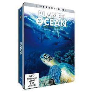 Planet Ocean: Schätze der Meere (Metallbox)#- DVD