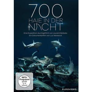 700 Haie in der Nacht- DVD