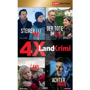 ORF Landkrimi-Set 4- DVD