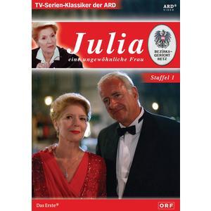 Christiane Hörbiger: Julia Staffel 1- DVD