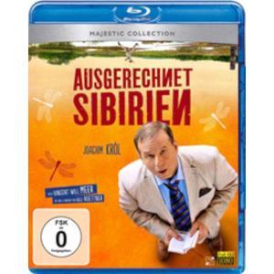 Ausgerechnet Sibirien- Blu-Ray