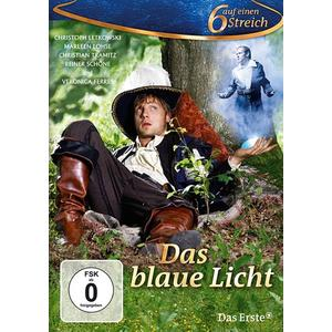 Sechs auf einen Streich: Das blaue Licht*- DVD