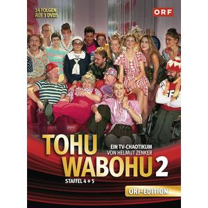 ORF EDITION Tohuwabohu 2: Folgen 13-26- DVD