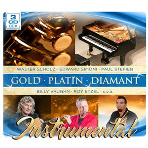 VARIOUS Instrumental - Gold Platin Diamant- DCD