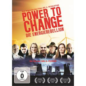 Power to Change- DVD