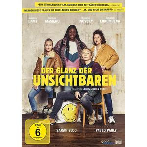 Der Glanz der Unsichtbaren- DVD