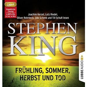 KING, STEPHEN Frühling, Sommer, Herbst und Tod- DCD