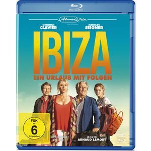 Ibiza: Ein Urlaub mit Folgen- Blu-Ray