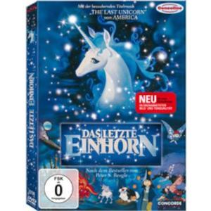 Das letzte Einhorn#- DVD