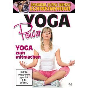 POWER Yoga: Yoga zum mitmachen**- DVD