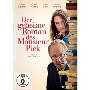 Der geheime Roman des Monsieur Pick- DVD