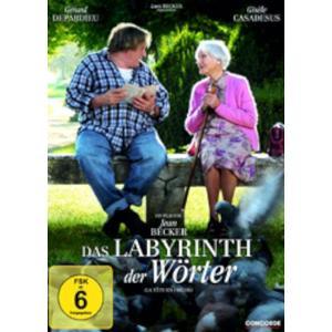 Das Labyrinth der Wörter#- DVD