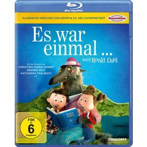 Roald Dahl: Es war einmal- Blu-Ray