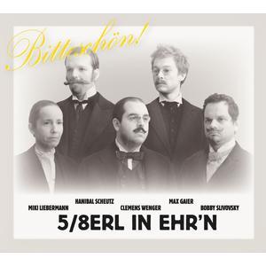 5/8ERL IN EHRN Bitteschön- CD