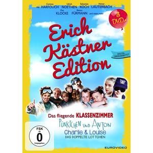 Erich Kästner Edition- DVD