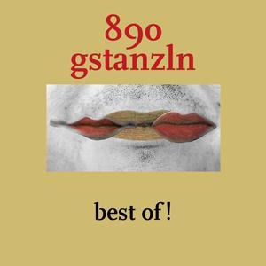 VARIOUS 890 Gstanzln- CD