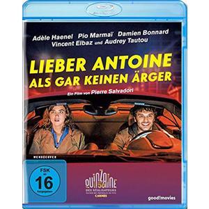 Lieber Antoine als gar keinen Ärger- Blu-Ray