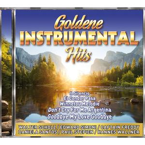 VARIOUS Goldene Instrumental Hits- CD