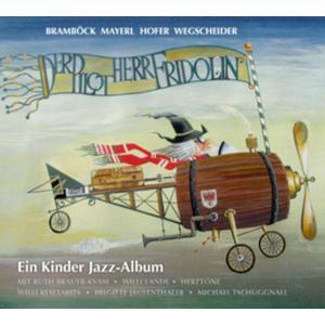 WEIHNACHTSMANDER Der Pilot Herr Fridolin- CD