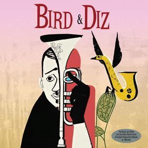 PARKER, CHARLIE / GILLESPIE, DIZZY Bird & Diz- MLP/LP
