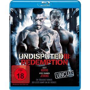 Undisputed III (Uncut) FSK 18- Blu-Ray