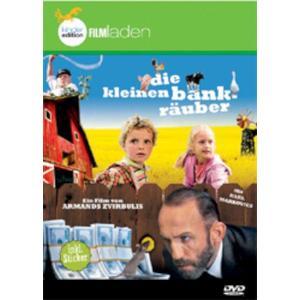 Die kleinen Bankräuber- DVD