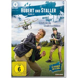 Hubert und Staller: Staffel 4#- DVD