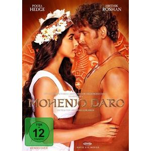 Mohenjo Daro (Vanilla)#- DVD