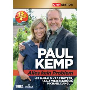 ORF EDITION Paul Kemp: Alles kein Problem- DVD
