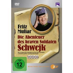 Die Abenteuer des braven Soldaten Schwejk- DVD