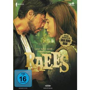 Raees (Vanilla)#- DVD