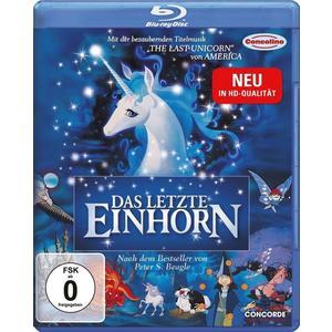 Das letzte Einhorn#- Blu-Ray