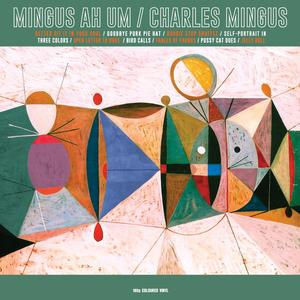 MINGUS, CHARLES Ah Um (Coloured Vinyl)- MLP/LP