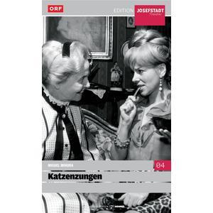 JOSEFSTADT Katzenzungen- DVD