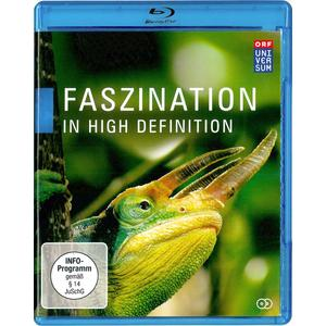 ORF UNIVERSUM Faszination in High-Definition- Blu-Ray