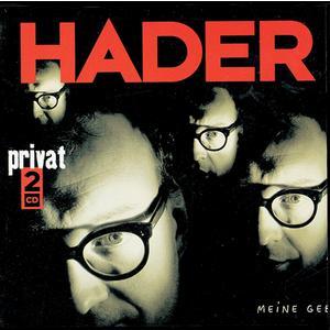 HADER, JOSEF Privat DCD- DCD