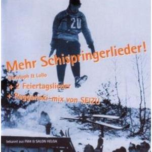 CHRISTOPH & LOLLO Mehr Schispringerlieder- CD