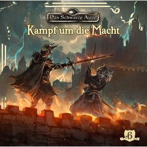 DAS SCHWARZE AUGE Kampf um die Macht - Folge 6- CD