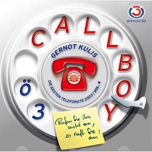 KULIS, GERNOT Callboy Vol. 4 CD- CD