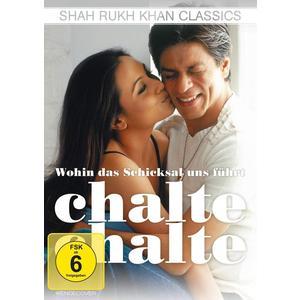 Wohin das Schicksal uns führt (Shah Rukh Khan Classics)- DVD