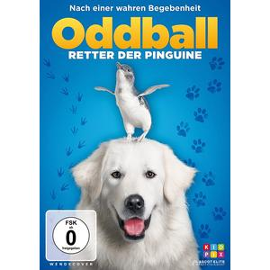 Oddball: Retter Der Pinguine#*- DVD