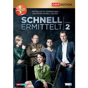 ORF EDITION Schnell ermittelt: Staffel 2- DVD