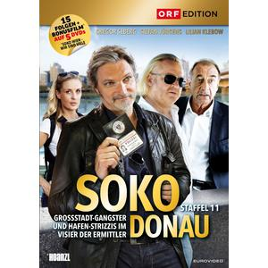ORF EDITION SOKO Donau: Staffel 11*#- DVD