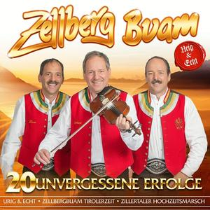ZELLBERG BUAM 20 unvergessene Erfolge- CD