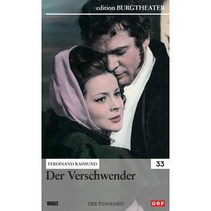 BURGTHEATER Der Verschwender- DVD