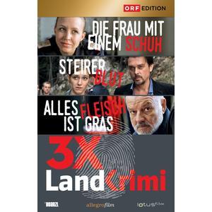 ORF Landkrimi-Set 1- DVD